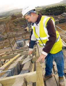 kevin eastbury, builders in keighley and area